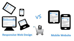 Responsive Web Design or Mobile Website: Which